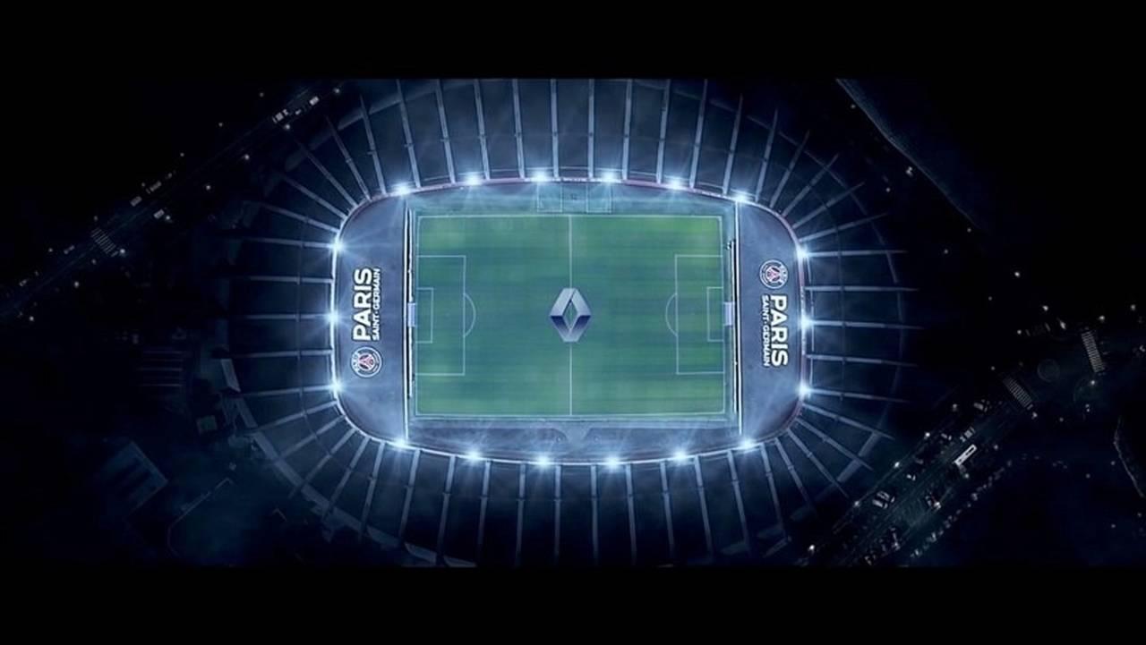 Partenariat : Renault - PSG