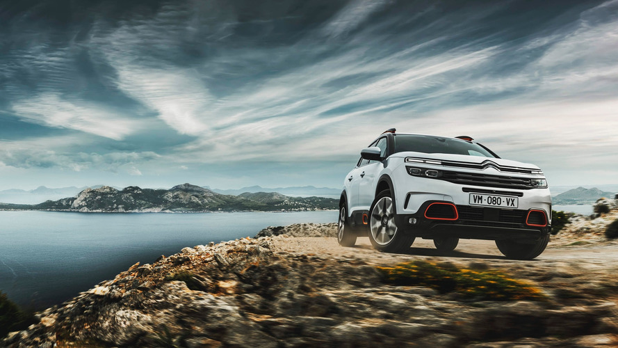 Citroen C5 Aircross Revealed For Europe