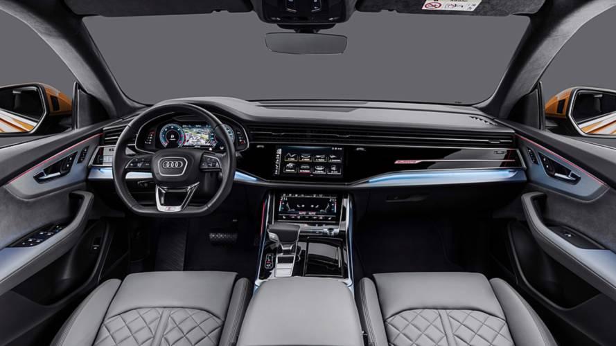 2018 Audi Q8 İlk Sürüş