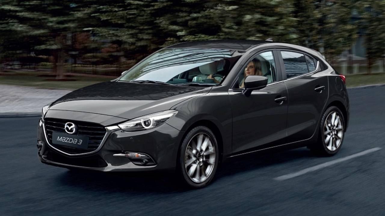 Mazda3 Black Tech Edition 2018