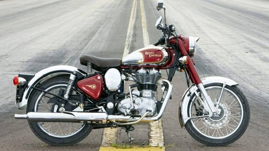 Royal Enfield Celebrates Record-Breaking Sales Year
