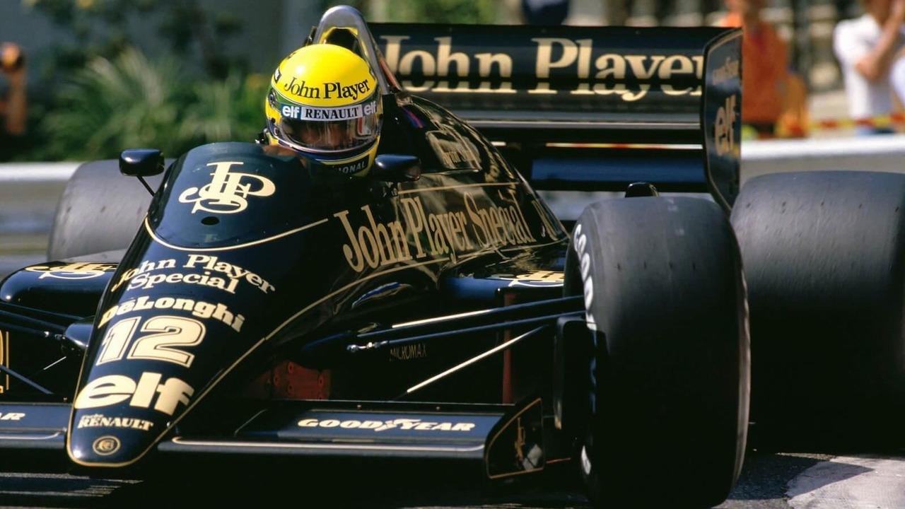 11 mai 1986 - Lotus 98T