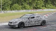 New BMW M3 spy photo