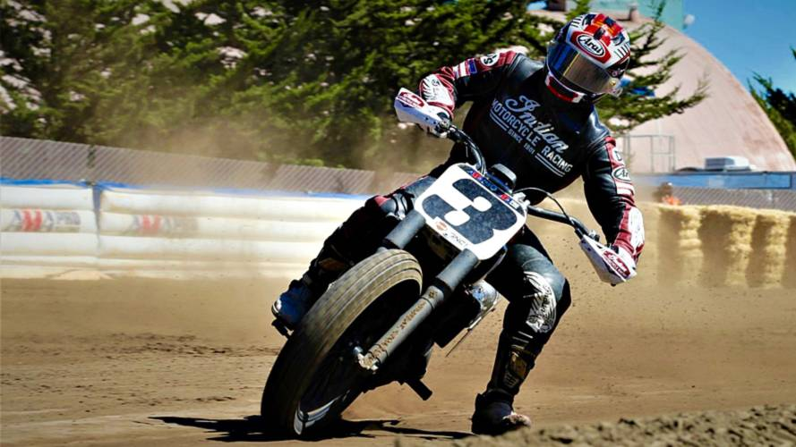 Indian Motorcycle Sponsors Six American Flat Track Races