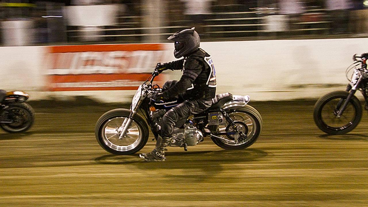 Vintage Flat Track Racing Photo Recap - Hot August Nights, Hell on Wheels