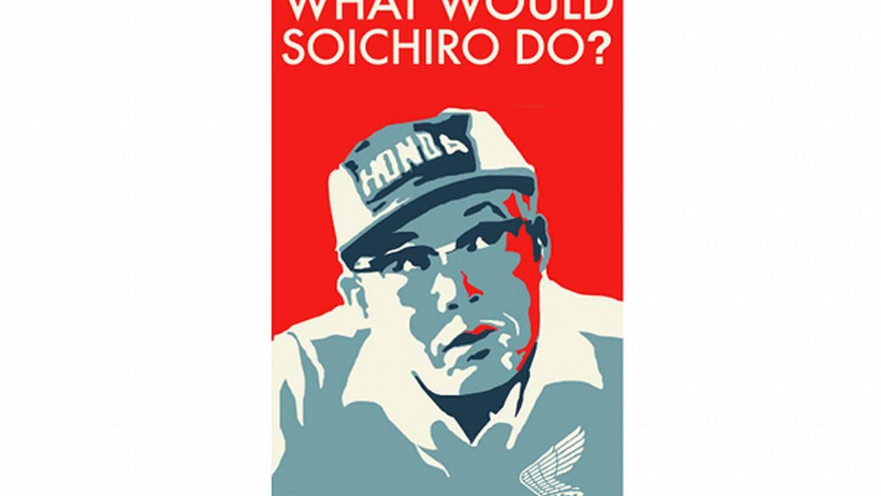 What would Soichiro do?