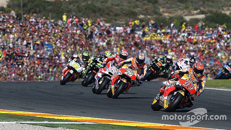 2017 MotoGP Schedule from Qatar to Valencia