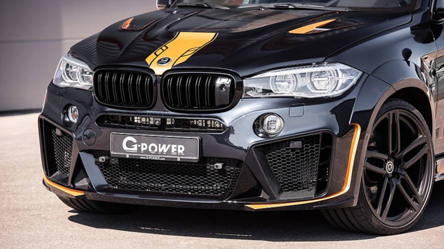 G-Power'dan BMW X6 M Typhoon