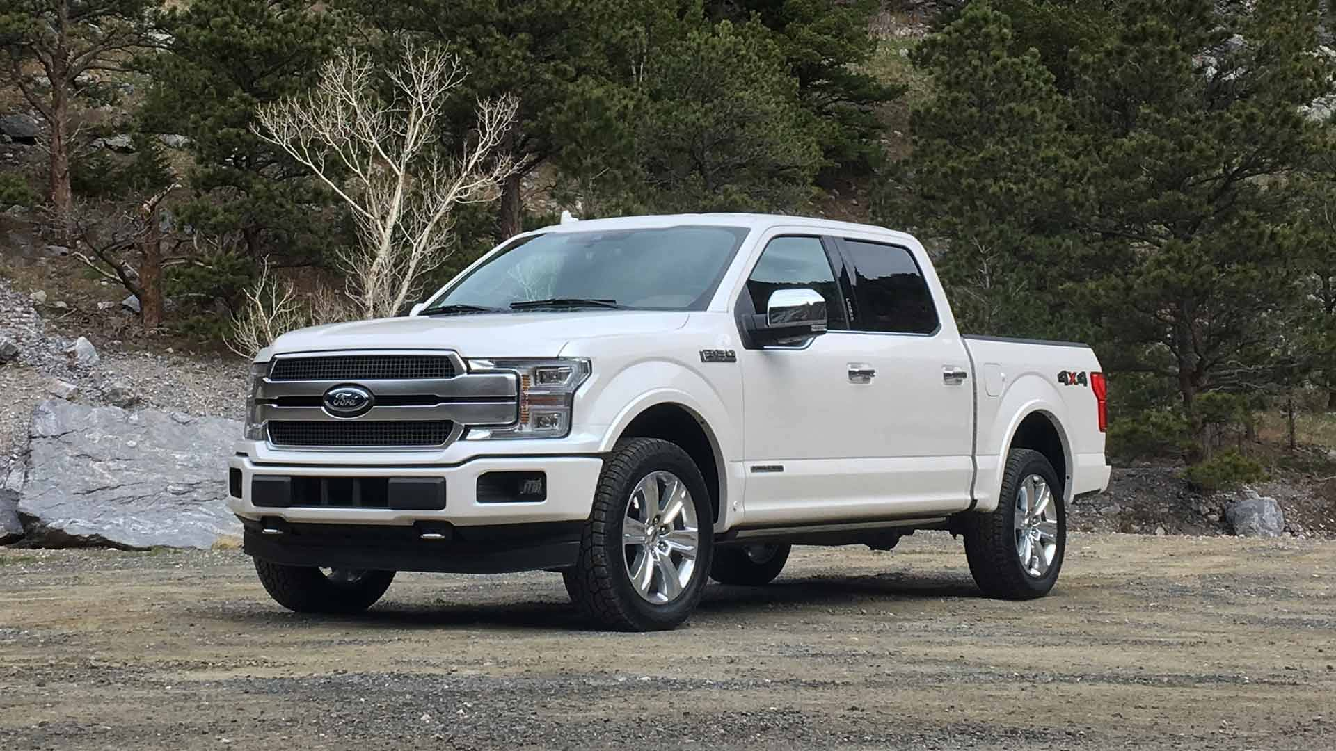 2018 ford f 150 power stroke diesel first drive motor1 com photos