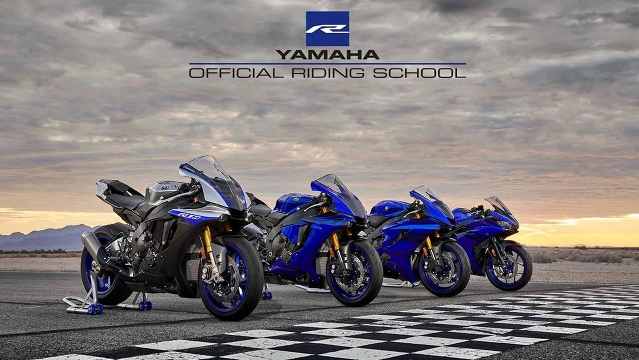 Yamaha Official Riding School