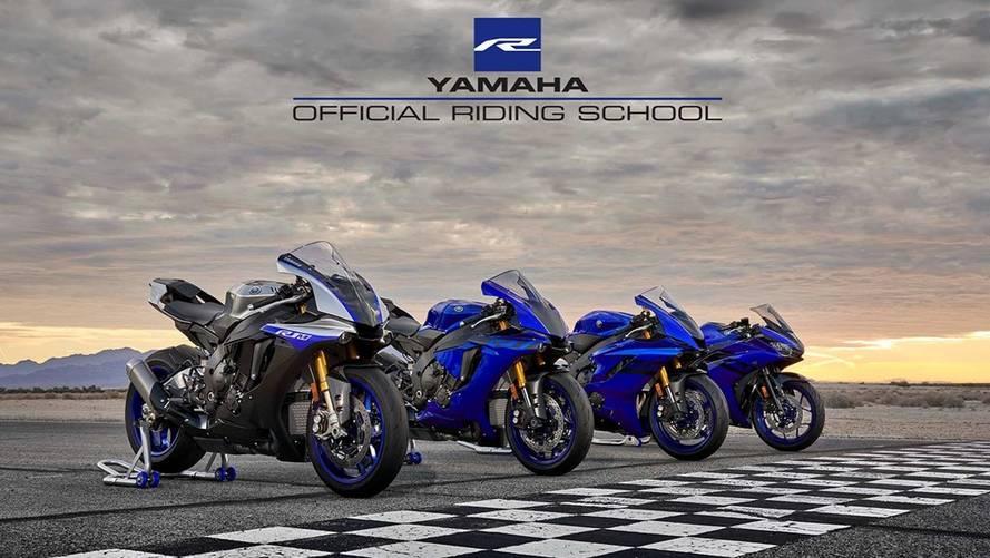 Yamaha presenta sus escuelas oficiales de pilotaje
