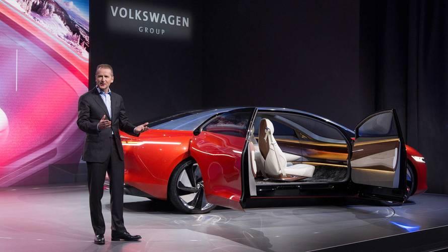 Herbert Diess nuovo CEO del Gruppo Volkswagen