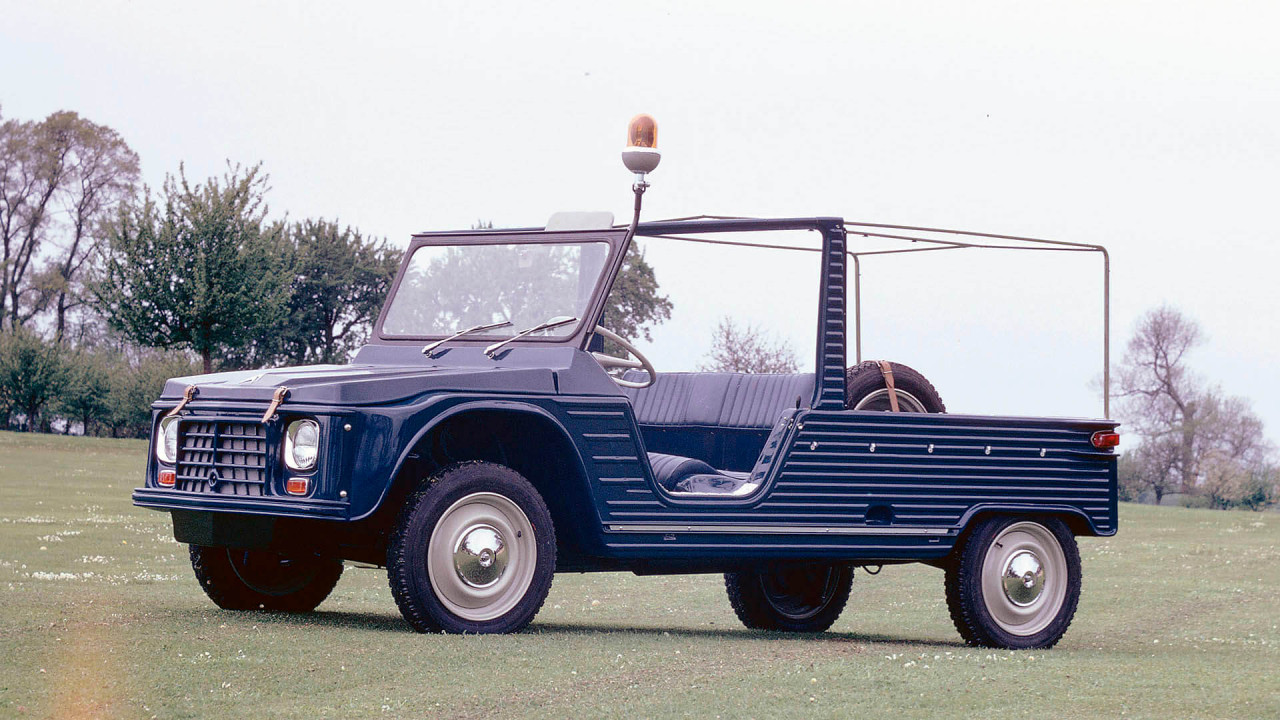 50 Jahre Citroën Méhari