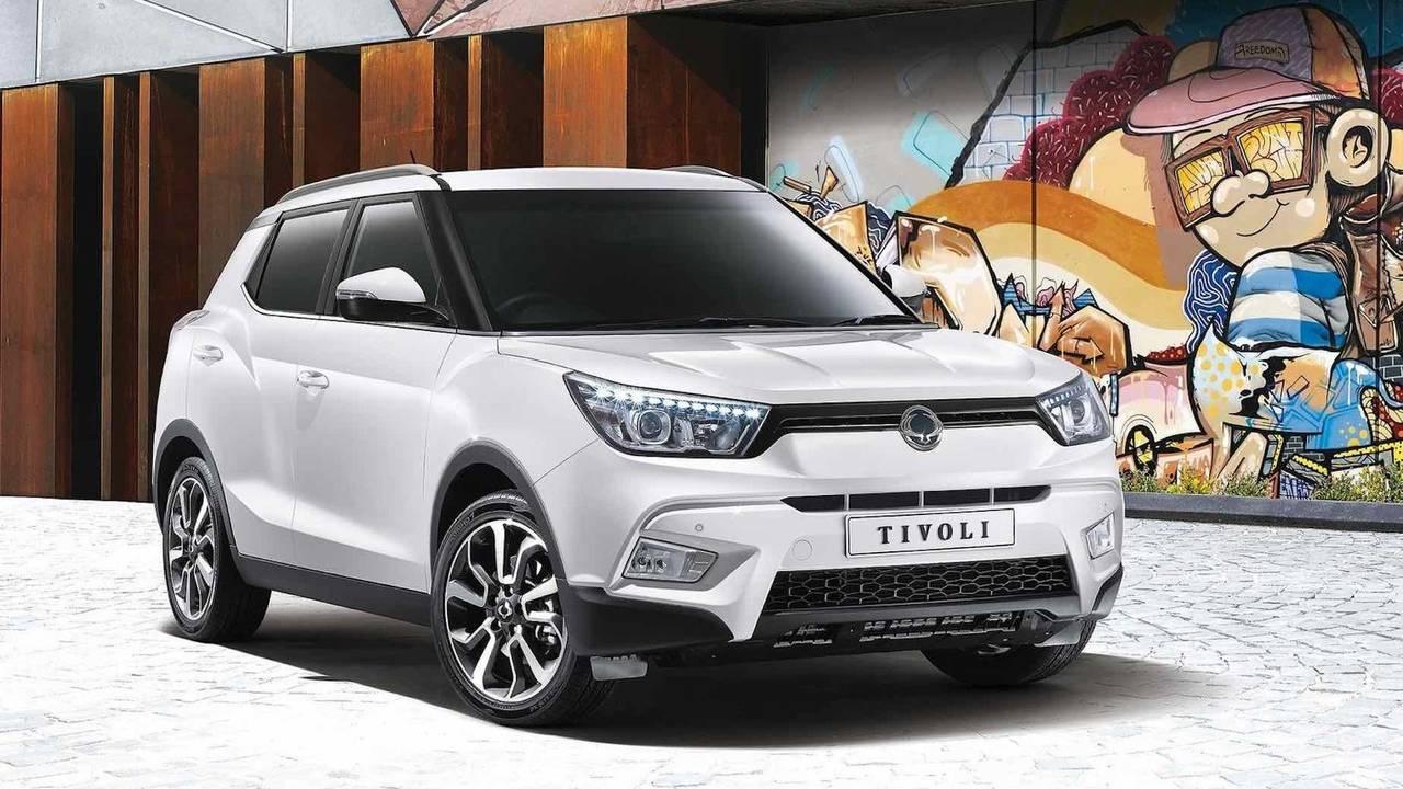 SUV urbanos: SsangYong Tivoli 2018
