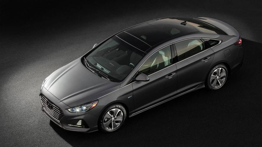 Pricing 2018 Hyundai Sonata Hybrid Is Cheaper While Adding Safety Kit