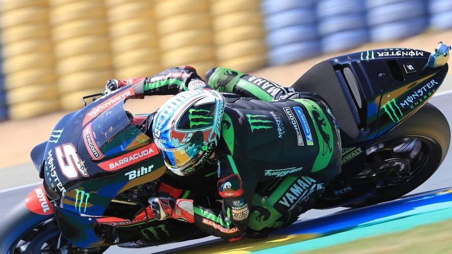 Johann Zarco logra la pole de MotoGP y hace estallar Le Mans
