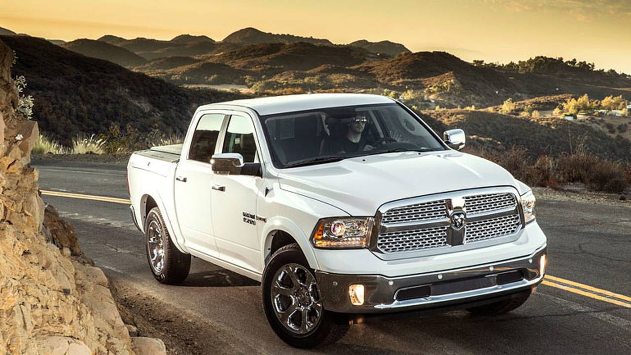 First Drive: 2014 Ram 1500 EcoDiesel