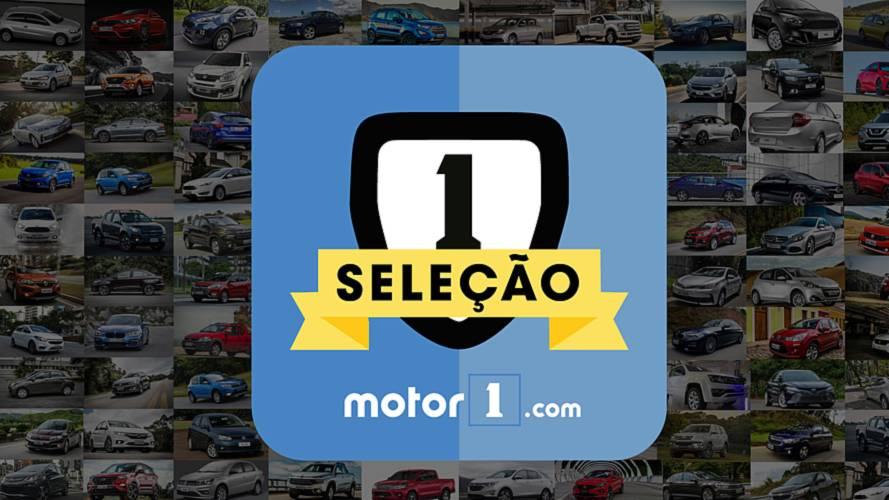 Seleção Motor1.com - Vem aí nosso guia de compras com os carros de melhor custo-benefício do Brasil
