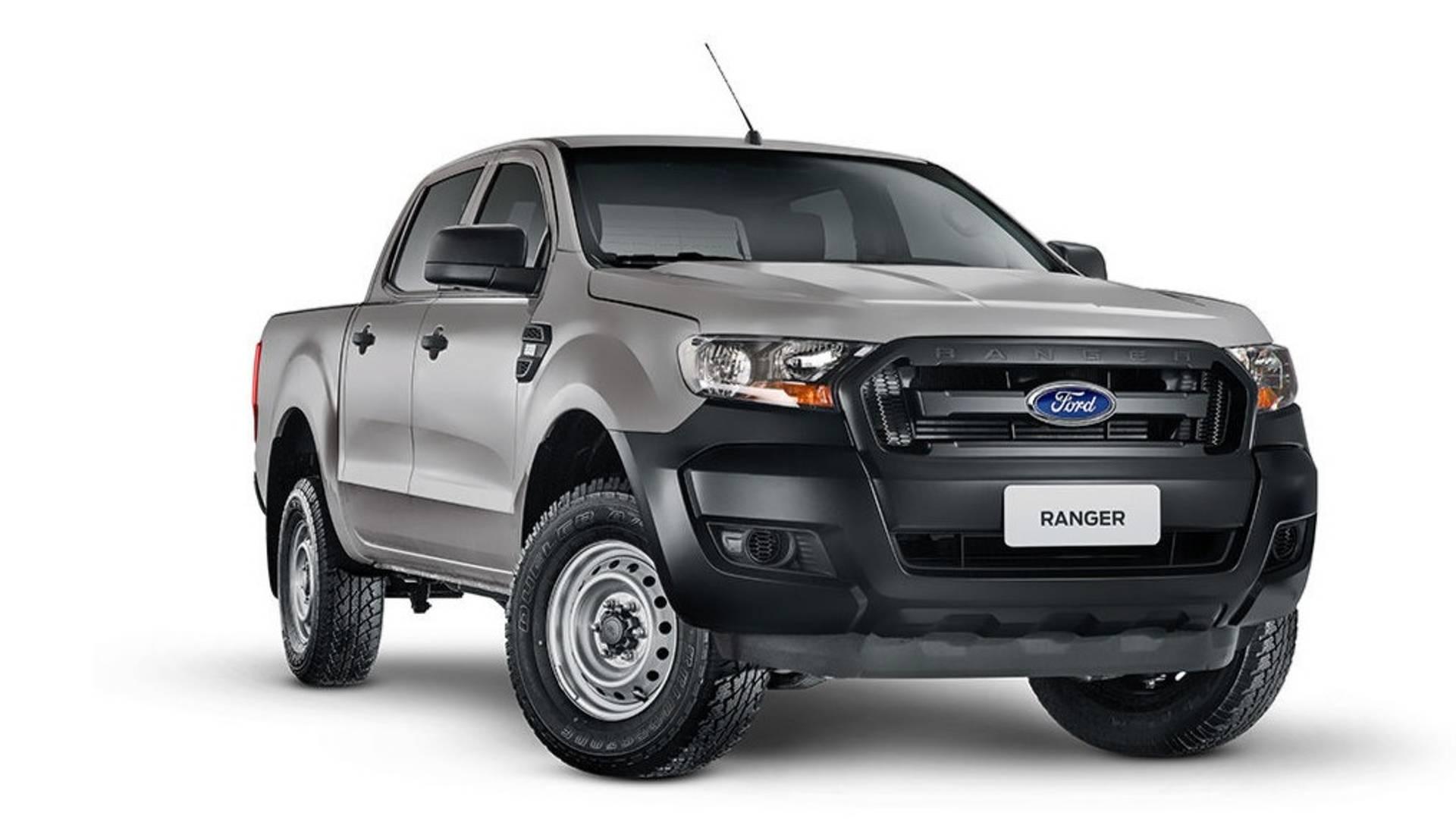 Ford Ranger 2019 Ganha Nova Versao De Entrada Xl