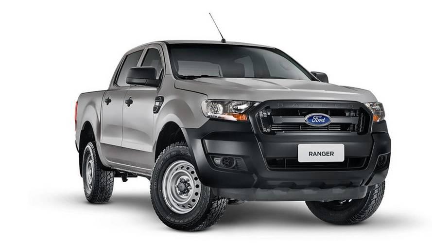 Ford tira Ranger flex de linha e foca nas versões a diesel