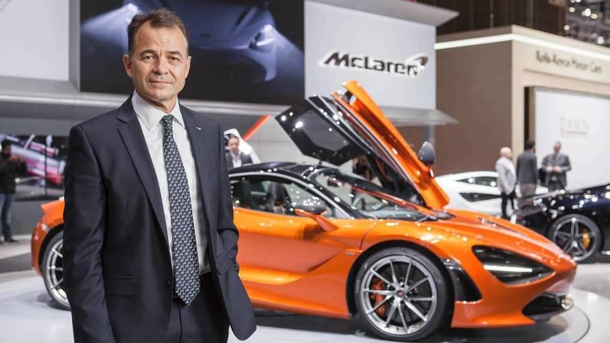 McLaren dice no ai SUV
