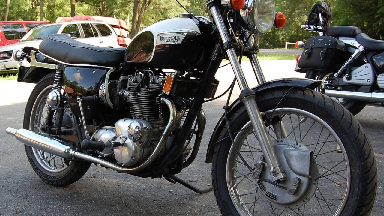 Hagerty Reveals Top 10 Most Popular Vintage British Bikes