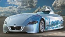 2004 BMW H2R concept