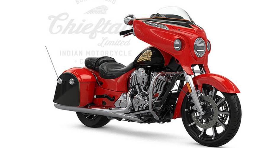 Indian Chieftain Limited Fastest-Selling Bagger in History