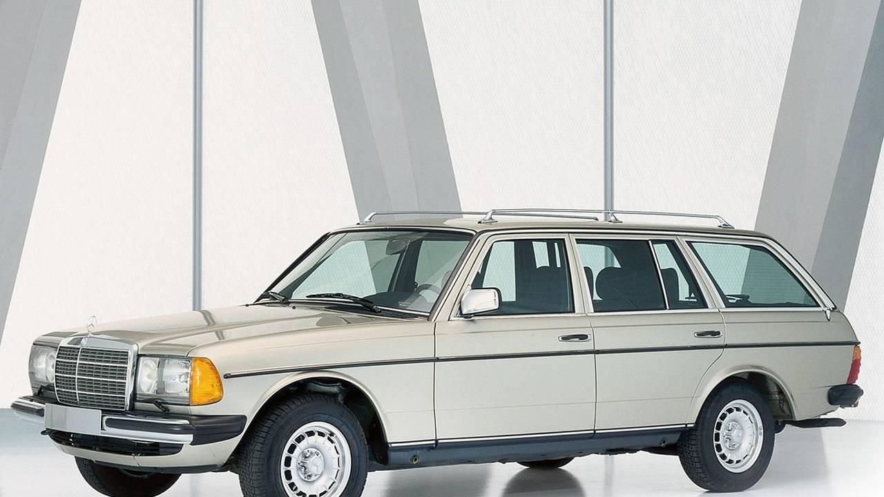 Mercedes 300TD Turbo