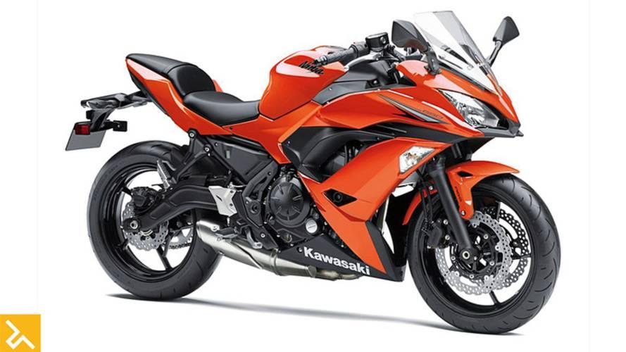 Kawasaki Releases New 2017 Ninja 650 Street Bike