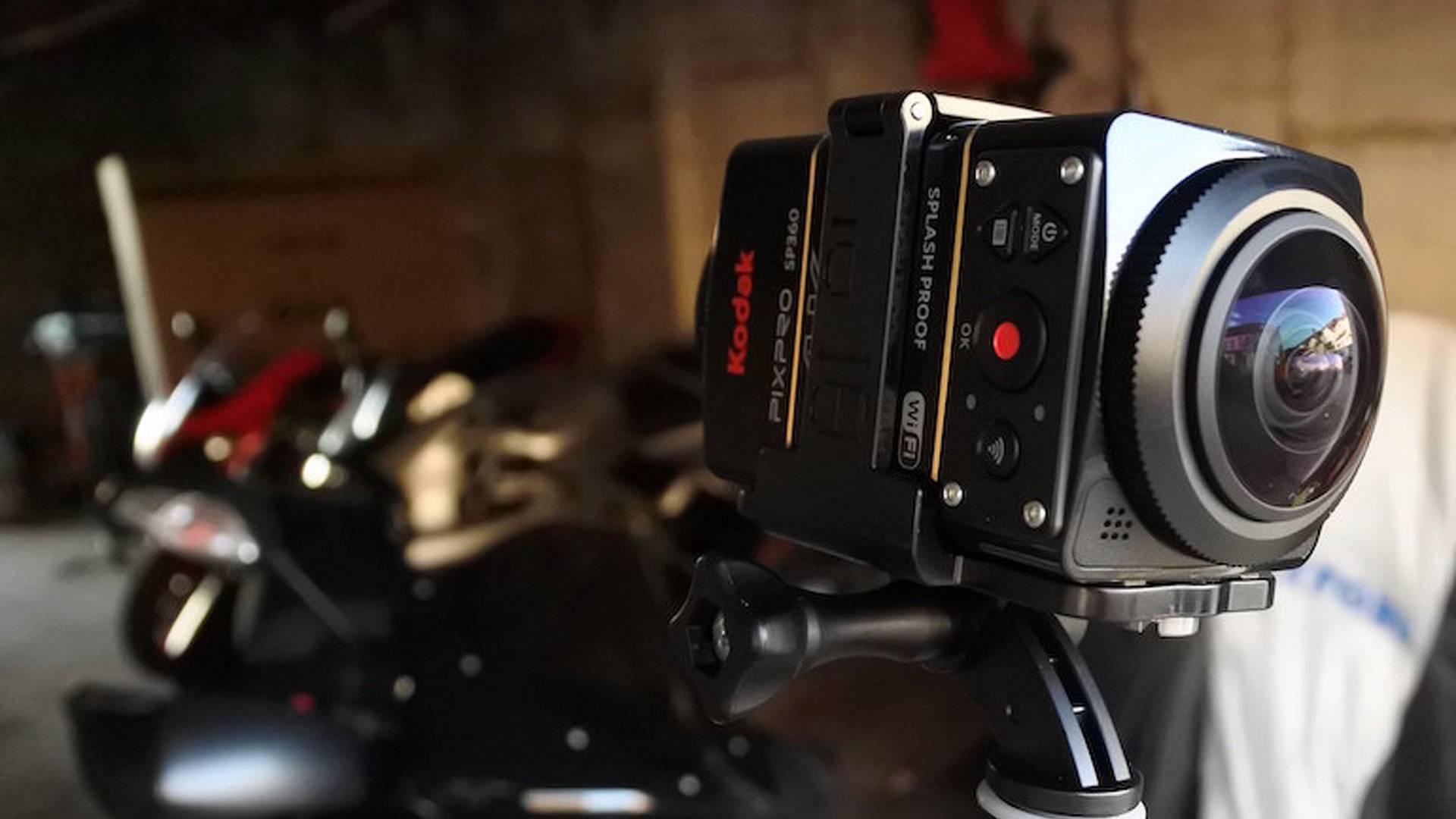 Kodak PixPro 360 4K Camera - Gear Review