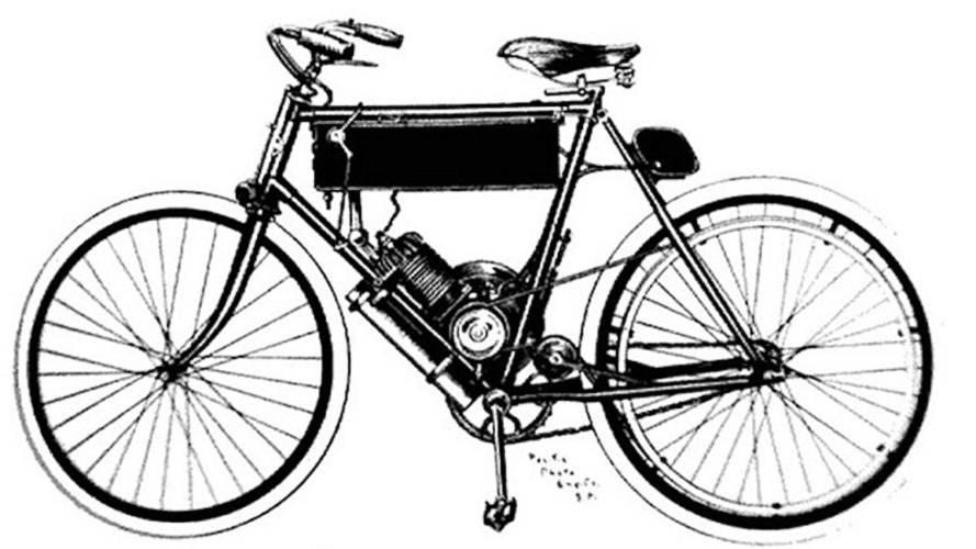 George Wyman, First Motorcyclist Across America
