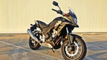 rideapart review honda cb500x