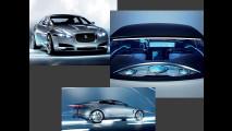 In anteprima la Jaguar C-XF