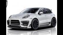 Lumma Design Porsche Cayenne CLR 550 GT