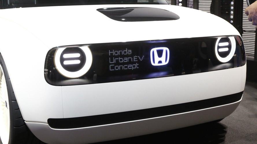 Honda daha fazla retro EV sözü verdi