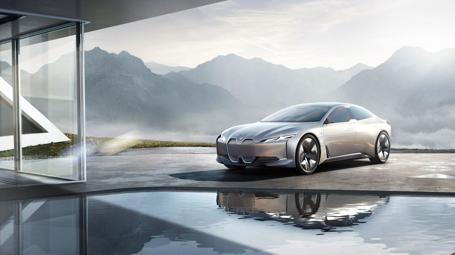BMW taking its electric family to LA motor show