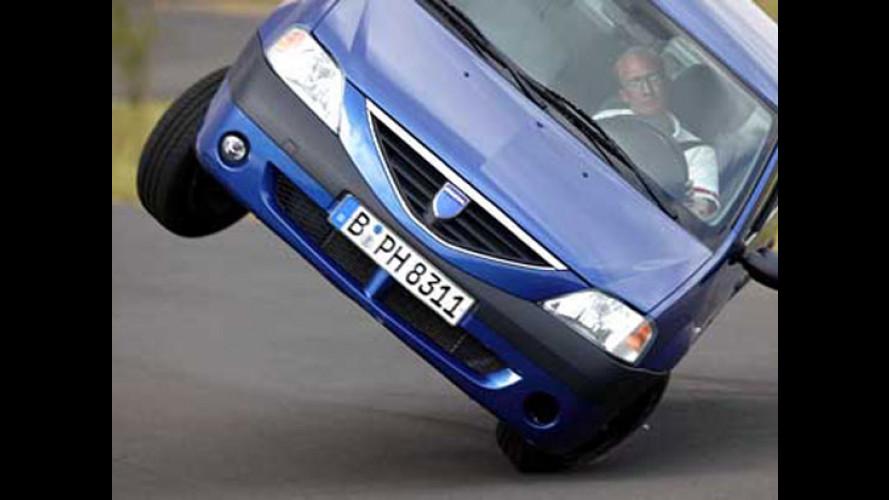 Dacia Logan alla ribalta (?)