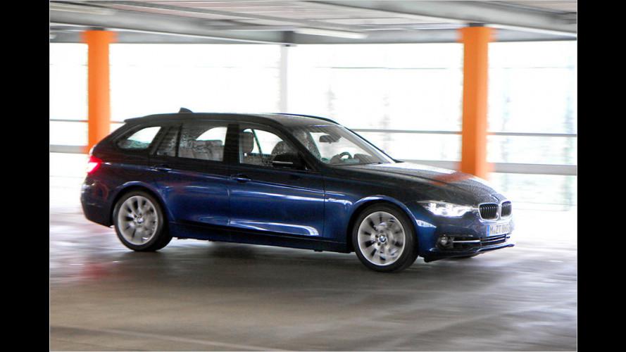 Der BMW 318i Touring im Fahrbericht