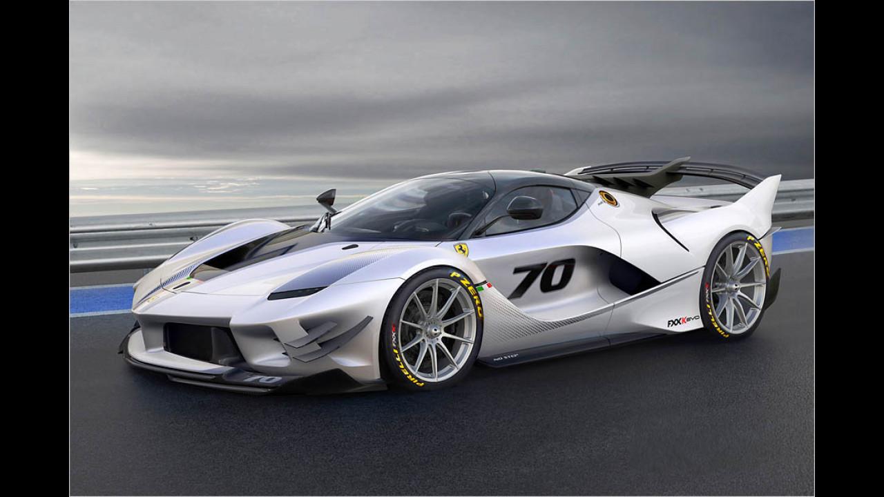 Das ist der Ferrari FXX-K Evo