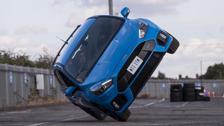 Ford Go Faster... o cómo ser especialista de cine por un día