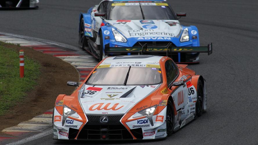 DTM Finale To Feature Lexus, Nissan Super GT Track Tests