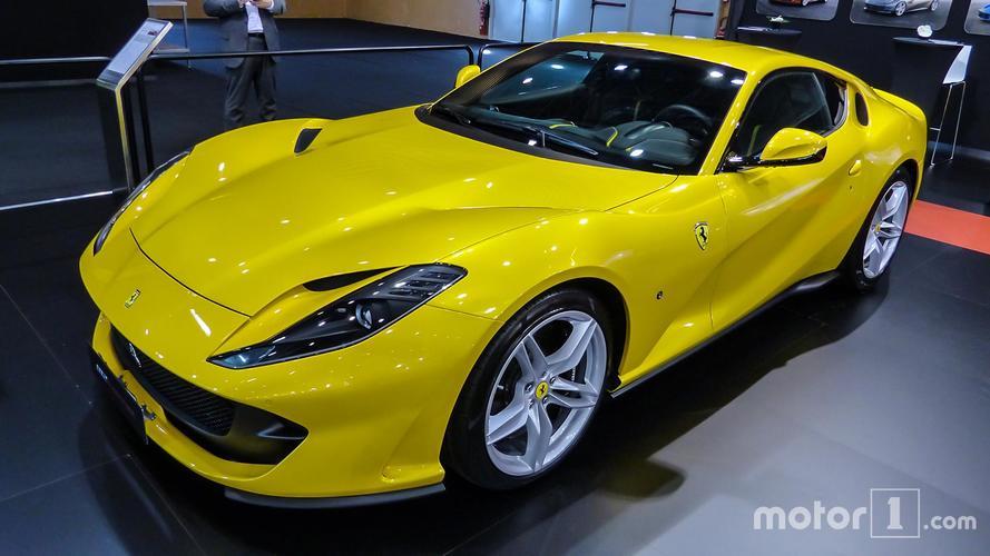 La Ferrari 812 Spider serait révélée en septembre prochain