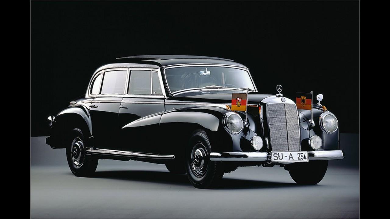 1951: Mercedes 300