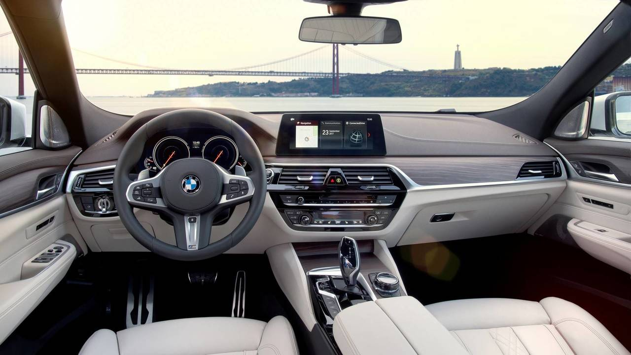 BMW Axes 3 Series GT, 6 Series GT, 6 Series Gran Coupe In The U S