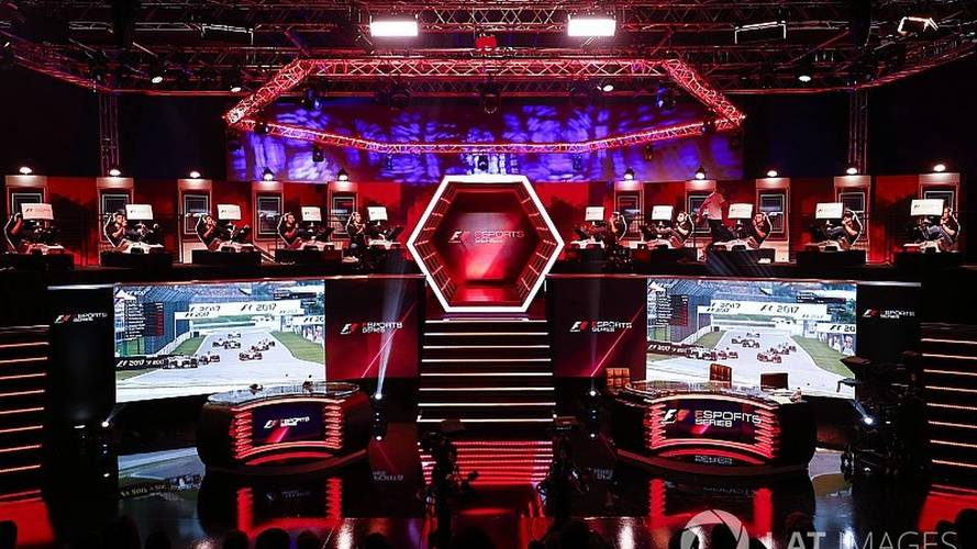 Formula 1 eSports Series Finalists Confirmed After London Event
