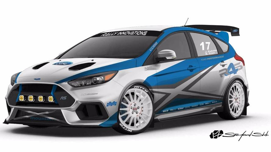 2017 Ford Focus RS by Rally Innovations