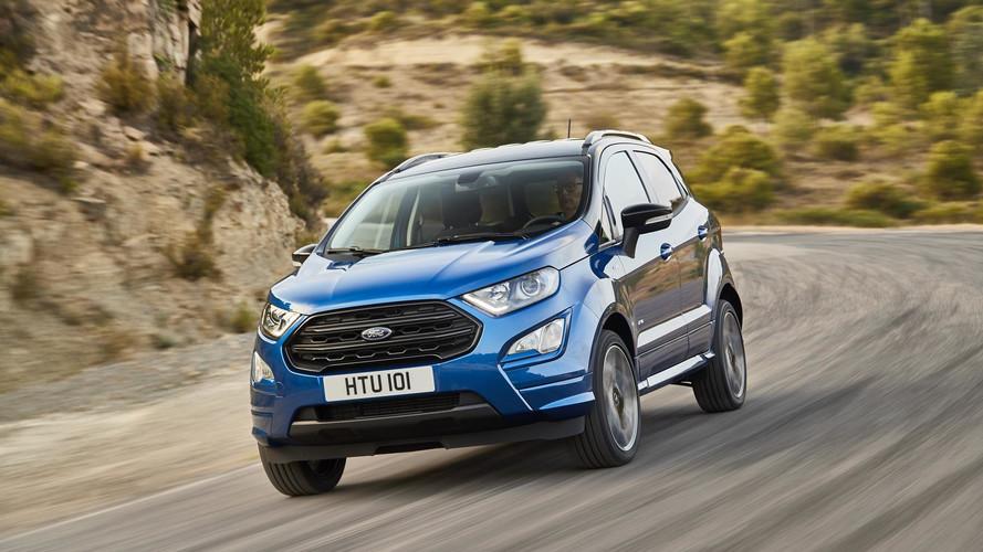 """""""Brasileiro"""" Ford EcoSport bate recorde de vendas em julho na Europa"""