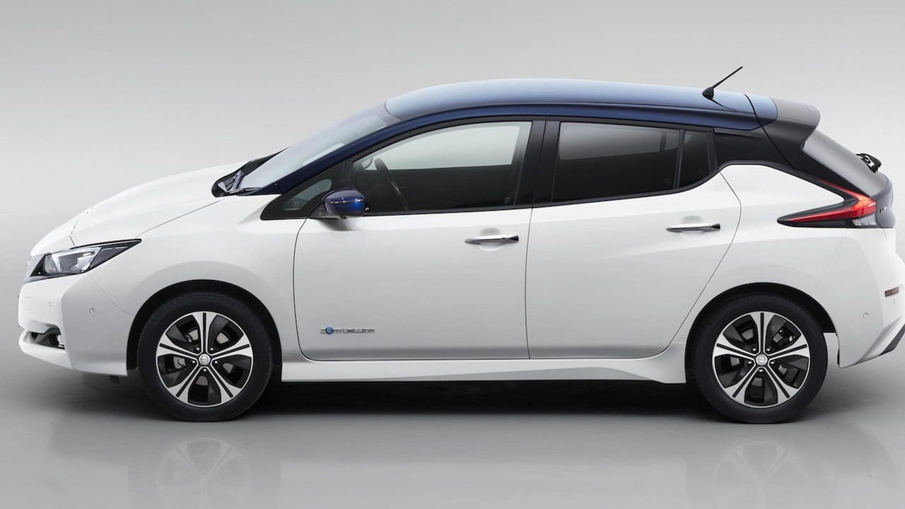 2018 Nissan Leaf See The Changes Side By Side