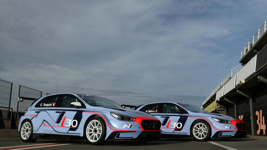 Hyundai i30 N Will Enter Remaining 2017 TCR Race Series
